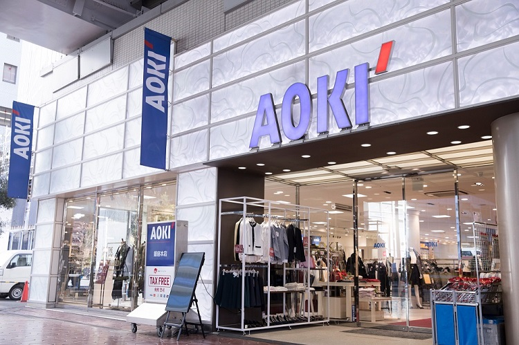 AOKI Discount Coupon