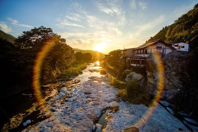 Yamadera, the Mountain Temple
