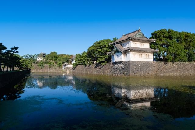 고쿄 풍경