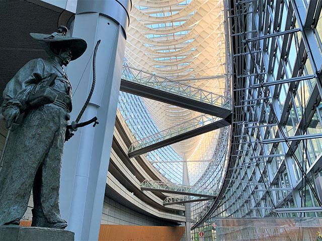 東京國際論壇大樓