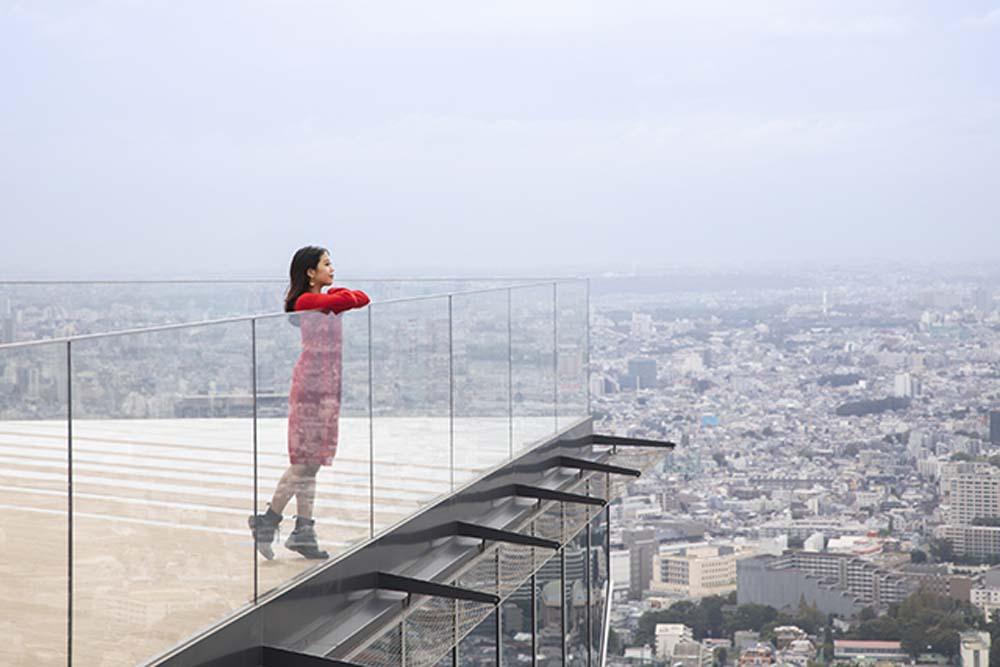 SHIBUYA SKY(시부야 스크램블 스퀘어 빌딩 45층)