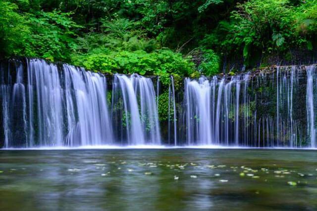 白絲瀑布(白糸の滝)