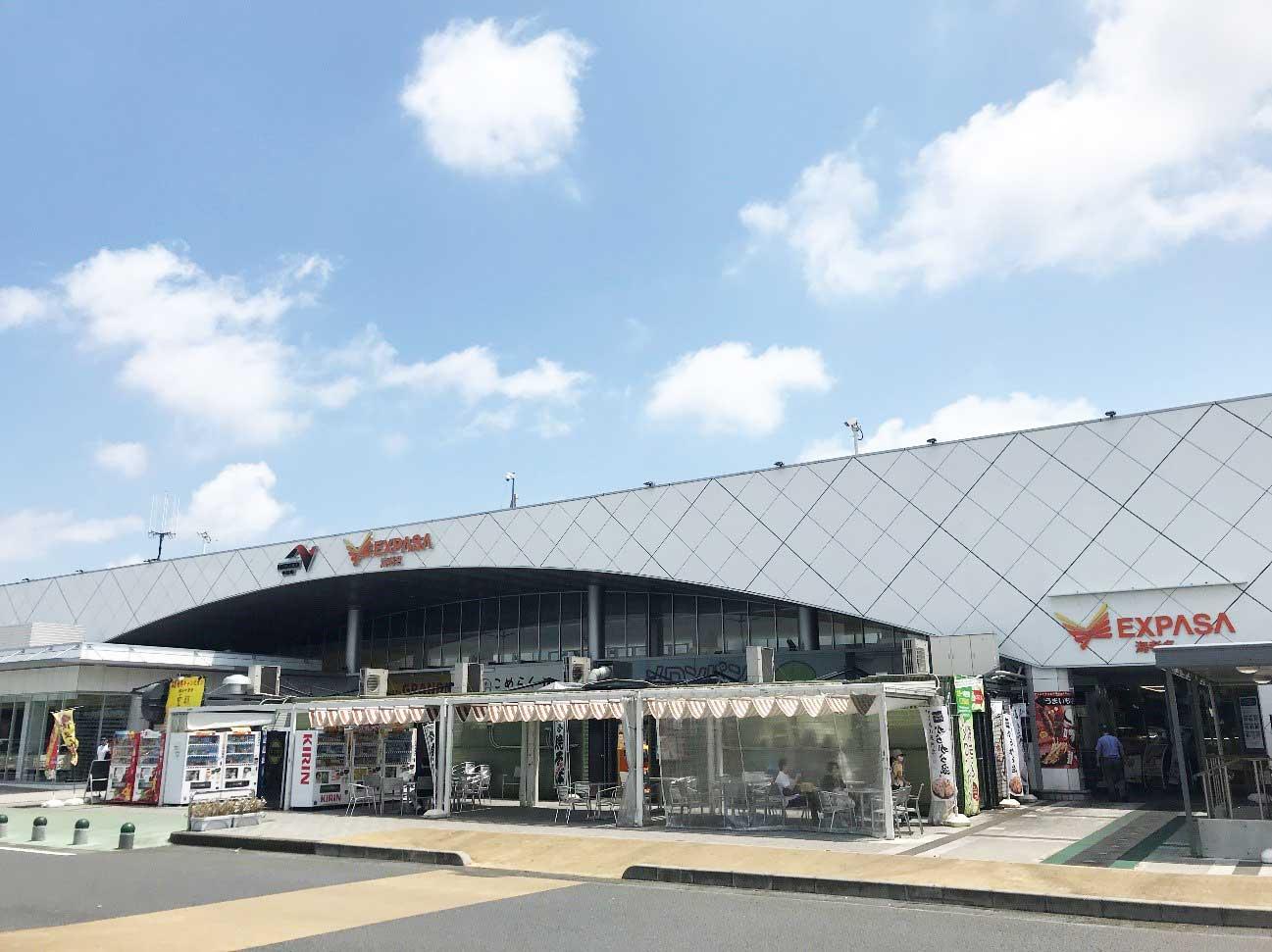 2020年7月 海老名サービスエリア下り(EXPASA海老名下り)がリニューアル!あのメロンパンも拡大オープン!