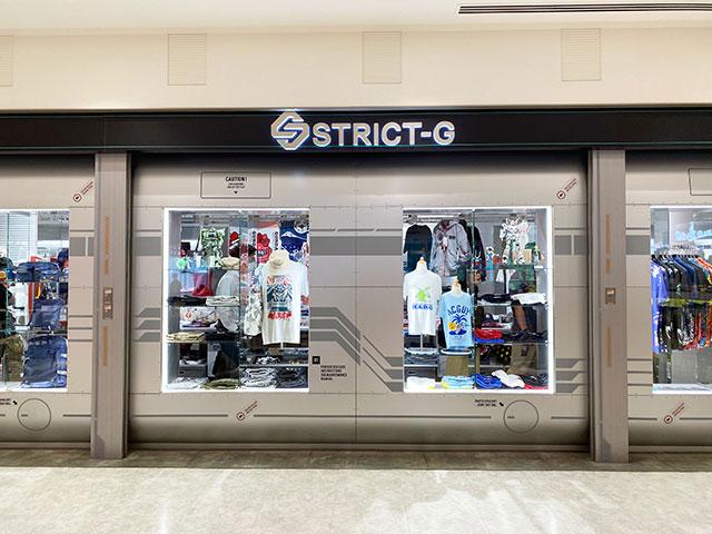 「STRICT-G」外観
