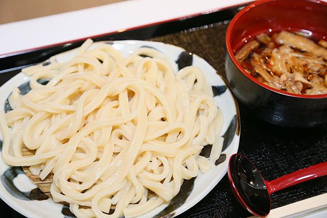 肉汁うどん 850円(税込)