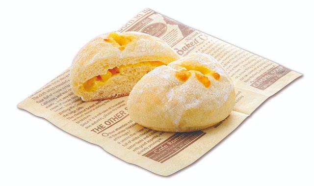 「羽生のふわとろチーズパン」280円(税込)