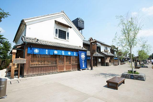 まるで江戸のテーマパーク!鬼平江戸処「羽入PA上り」で日本の和を満喫!