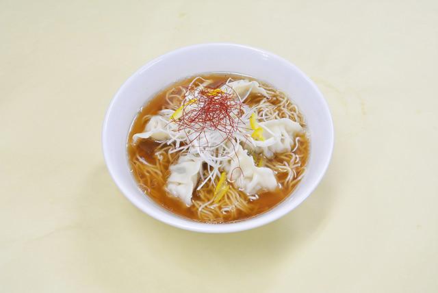 「とんきっき餃子ラーメン」820円(税込)