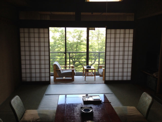 Staying at a Ryokan