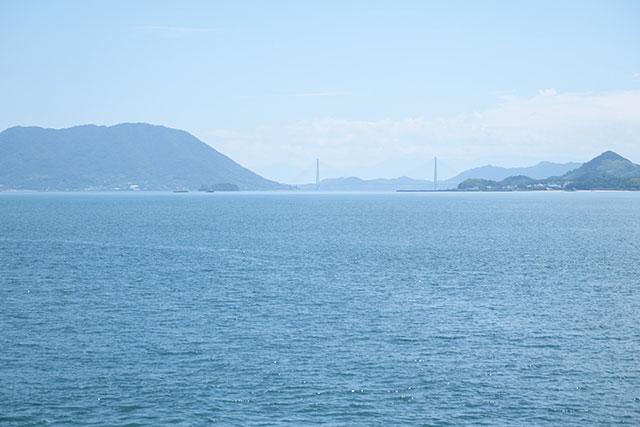ザ・瀬戸内海という絶景