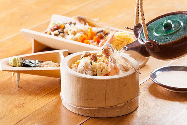 魚飯(ぎょはん) 1人前1,500円