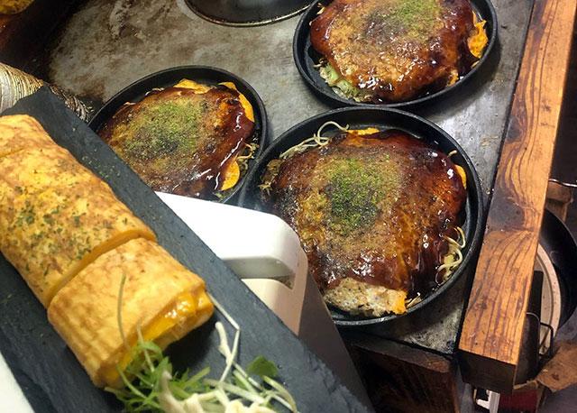 広島に来たらお好み焼きは食べておきたい!