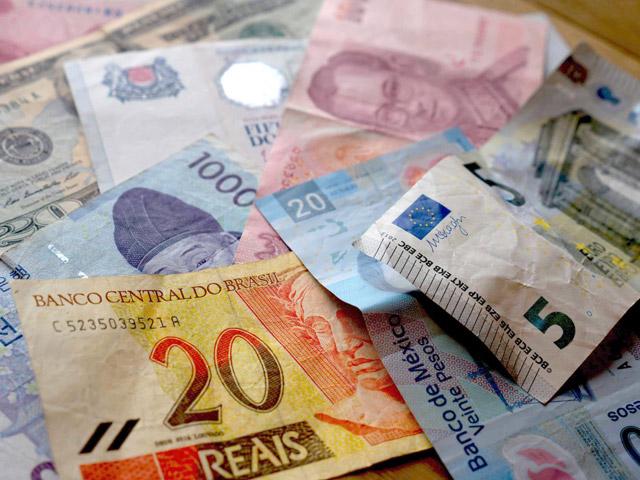外幣現鈔兌換日圓