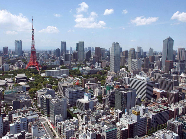 在日本街道上不再迷路!日本地址、地圖教學