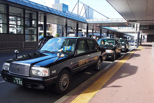 택시 승강장