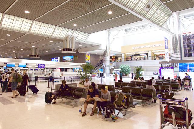 나리타 국제 공항 완전 정복 가이드