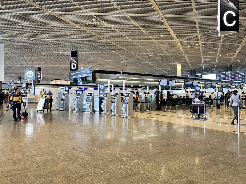 100%不迷路!【東京】成田機場全航廈導覽與指南