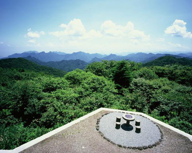 Usui Pass Observation Deck