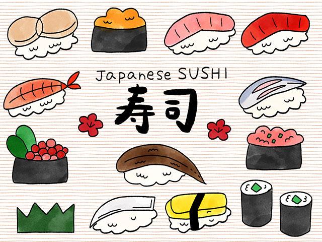 「壽司達人」就是你!一次瞭解壽司種類、菜單之日文、用餐禮節、豆知識