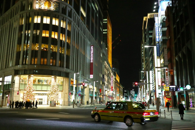 三越百貨 日本橋本店