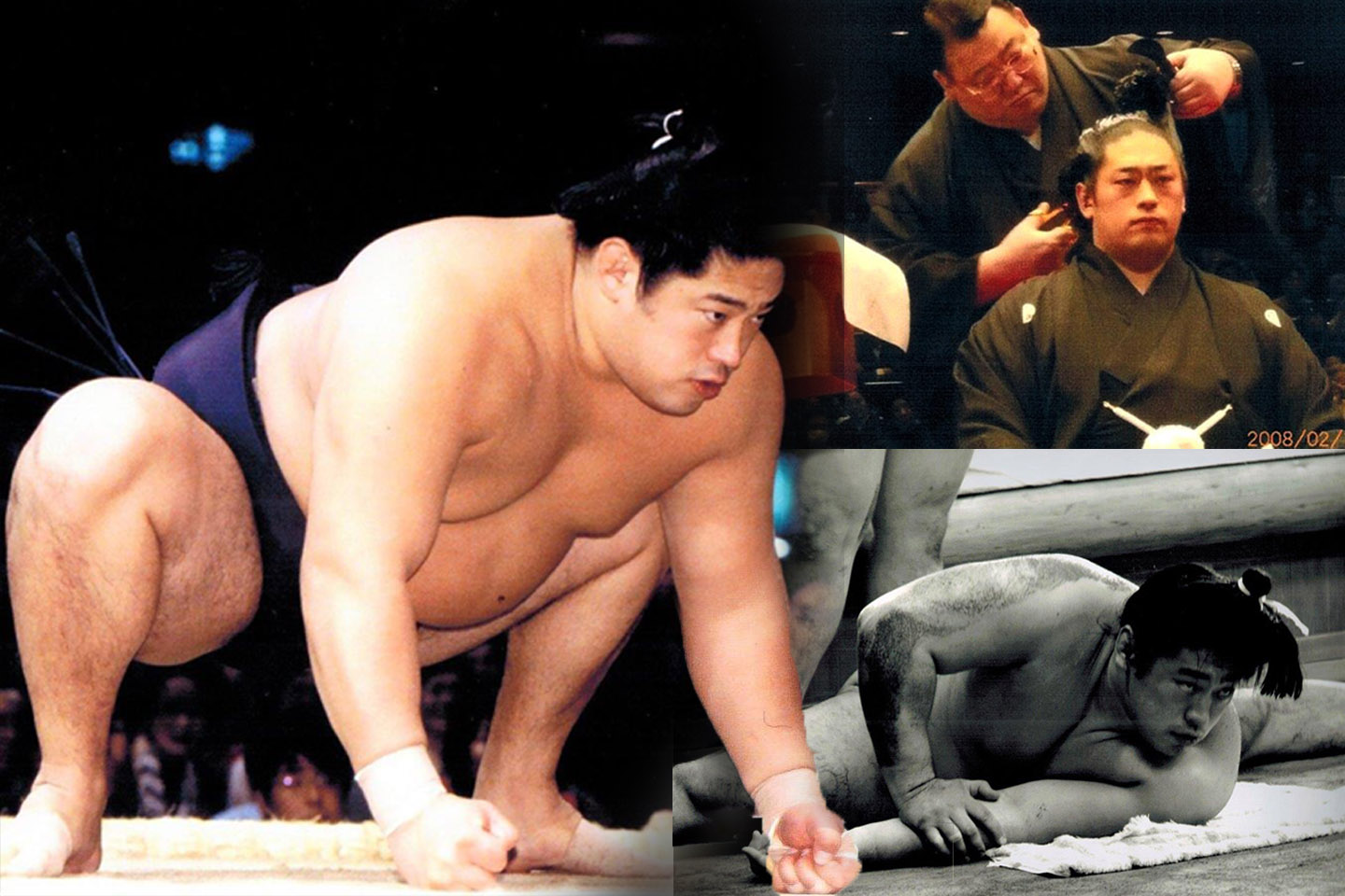 True World of Sumo supervised by former sumo wrestler
