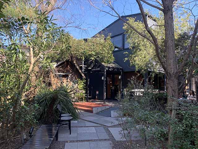 「ガーデンハウスレストラン 鎌倉店」 外観