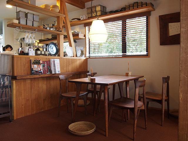 カフェルセット(café recette) 店内