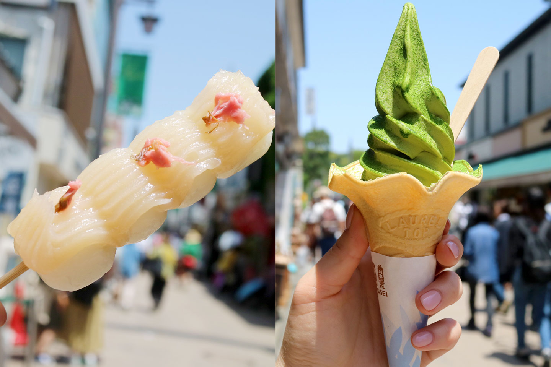 【2021最新】鎌倉食べ歩きグルメ保存版!小町通り周辺グルメ&スイーツ33選