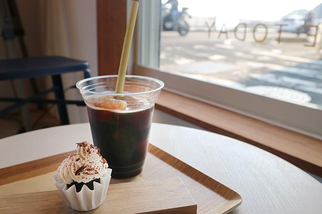 アイスコーヒー 500円(税抜)