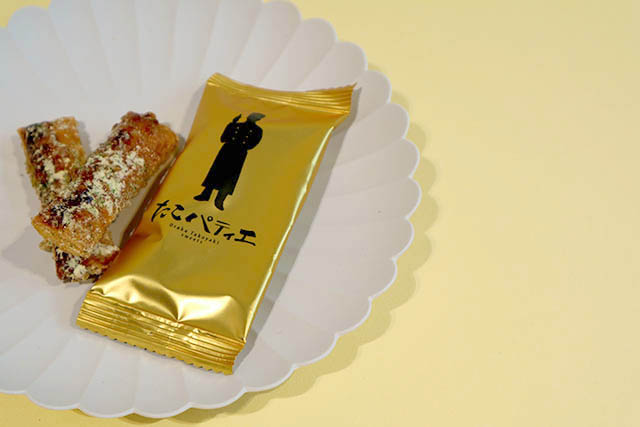 「たこパティエ」12個入 540円(税込)