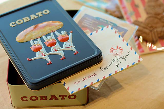 「コバトスペキュロス缶」 1620円(税込)