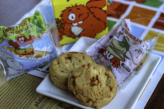 原宿らしさあふれるポップなクッキー