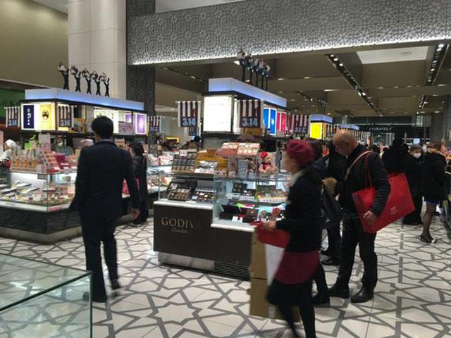 大丸東京駅店