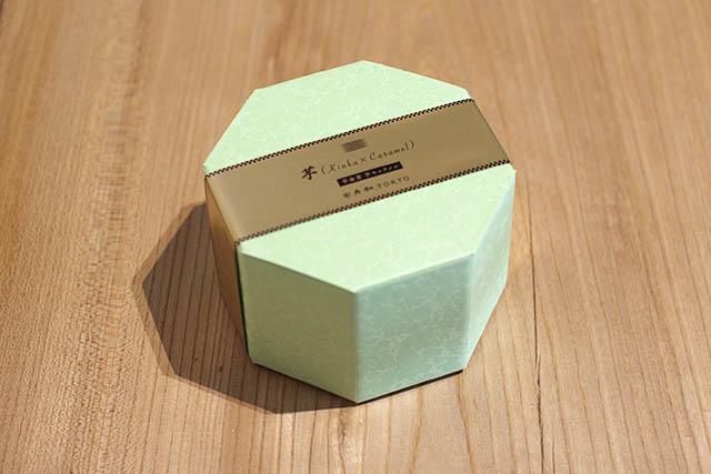 「芋(Kinka×Caramel)芋金貨芋キャラメル」 8個入1080円(税込)
