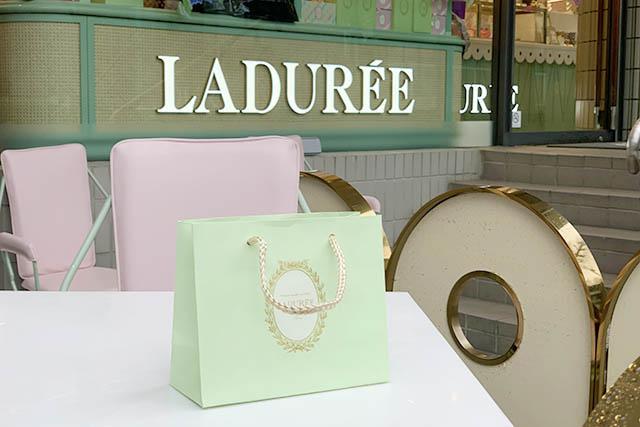 LADUREE(ラデュレ) 店外席