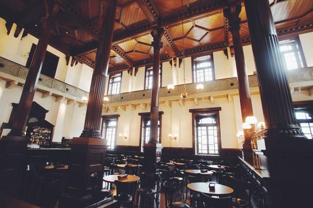 Café 1894 内観