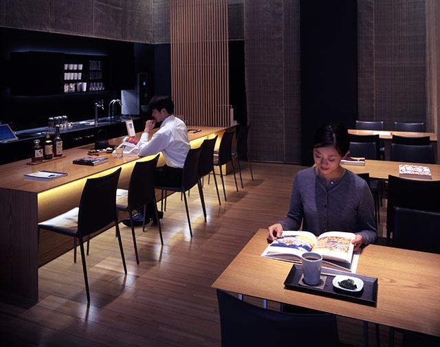 shop×cafe©木奥恵三