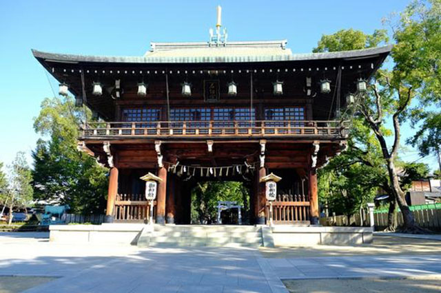 石切劔箭神社(石切さん)