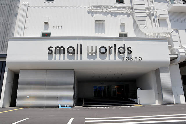 SMALL WORLDS TOKYO