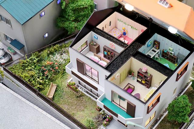 月野うさぎちゃんのお家をのぞき見・・・!©Naoko Takeuchi