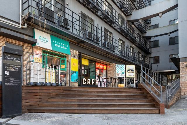 原宿Food Factory「ミルクベーカリー」 外観