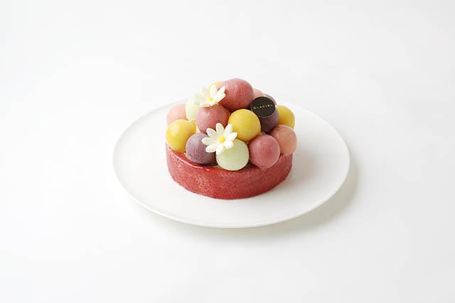 一番人気のアイスのケーキ バルーンドフリュイ(12㎝) ¥4,104