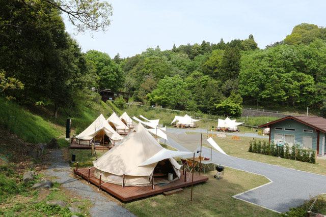 森と星空のキャンプヴィレッジ