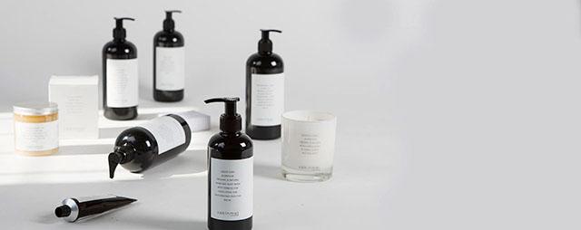 「Vakinme(ヴァキンミー) 税抜2700円~」香りはダグモッサ・ビョークトゥヴァ・オーケルミンタの3種類