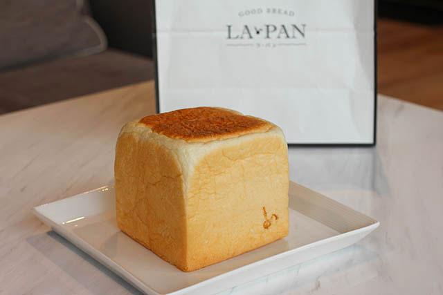 奶油吐司麵包 1斤 440円(含稅)