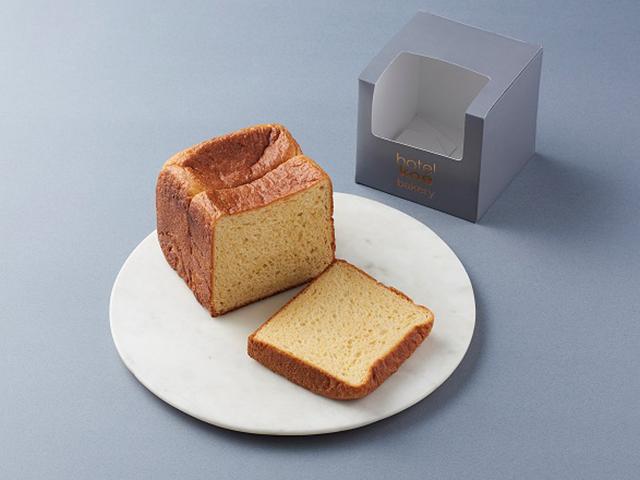 フィナンシェ食パン ~進化系生食パン~ 850円(税別)