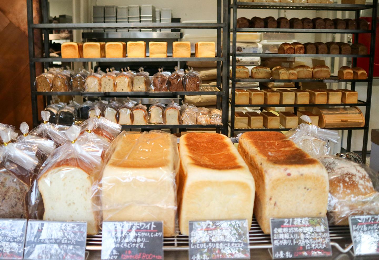 """【2021東京】パン好きが推薦!驚異的に美味しい""""別格の食パン""""24選"""