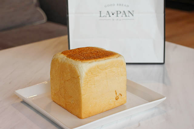 「クリーミー生食パン」 1斤 440円(税込)