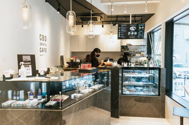 HealthyTOKYO カフェ&ショップ