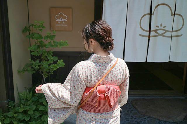 イロドリキョウト 祇園の街並みを着物で歩いてみよう
